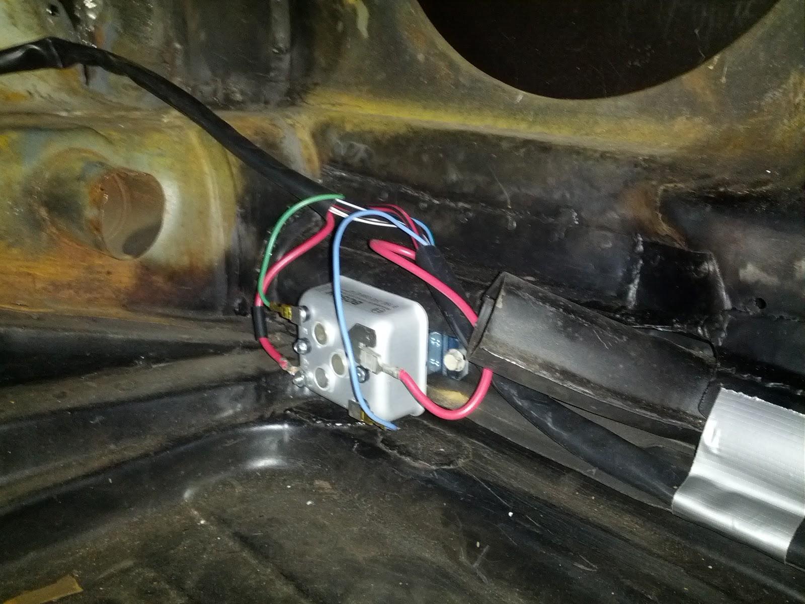 Wiring Nightmare | The VW Bug