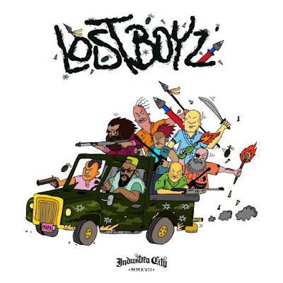 Industria City - Lost Boyz
