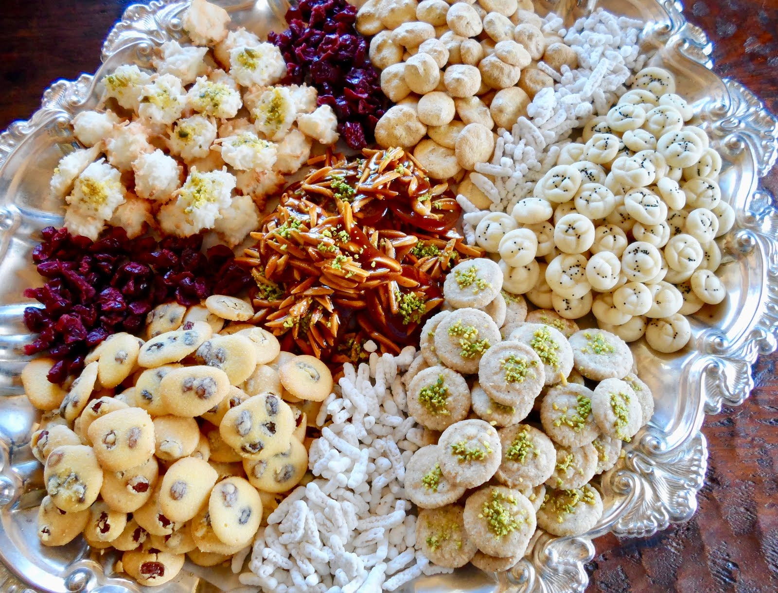 The Combination Of Aromas Such As Fresh Hyacinth (flowers That Last For A  Couple Of Weeks In The Spring Used In The Persian New Year Celebrations),  ...