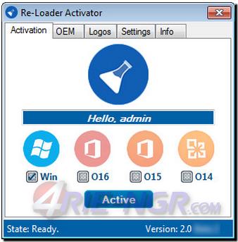 Re-Loader Activator 2.6 Terbaru