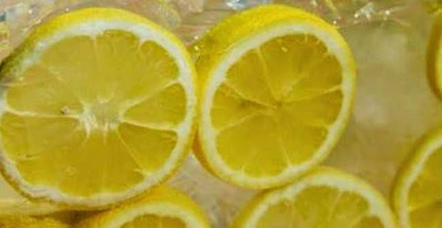 Amazing Health Benefits of Frozen Lemon