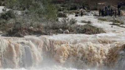 السيول, الفيضانات, الخريف, الشتاء,