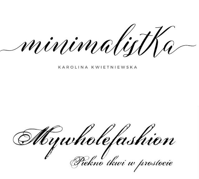 minimalistKa Karolina Kwietniewska