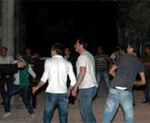 Sürgü'de Alevilere oruç saldırısı
