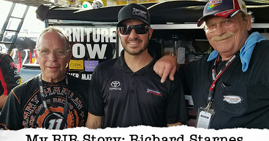 My RIR Story: Richard Starnes