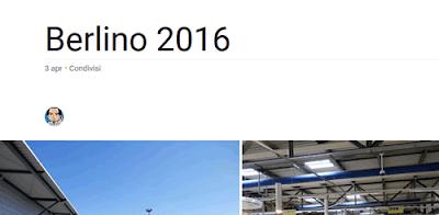 Da Picasa a Google Foto: come cambiano gli url