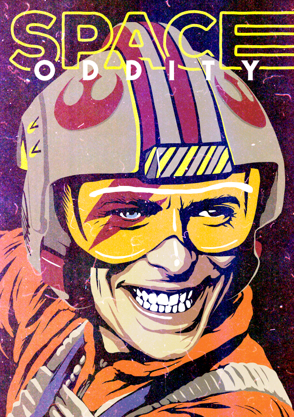 Butcher Billy David Bowie Starwars