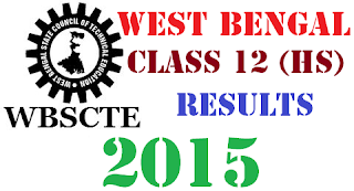 West Bengal Council of Higher Secondary Education(WBCHSE) Exam Class 12 Results - 2016