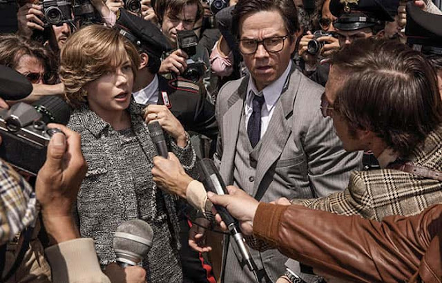 Todo el Dinero del Mundo Michelle Williams-Mark Wahlberg
