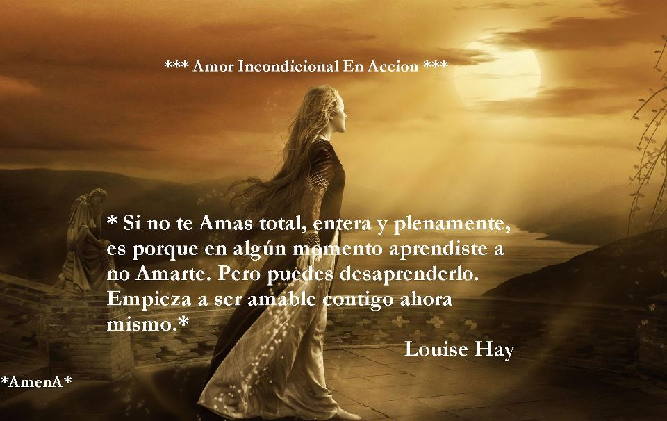 Frases De Amor Incondicional 3 A: SUPERANDO OBSTACULOS EN MLM: AMATE Y SERAS FELIZ