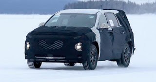 2019 Hyundai Santa Fe: Sport, remaniement, date de sortie, Prix