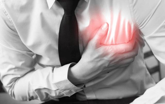 Serangan Jantung Yang Perlu Anda Waspadai