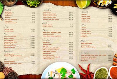 khổ giấy in menu