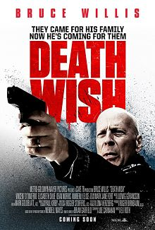 Sinopsis pemain genre Film Death Wish (2018)