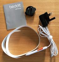 Inside the Beddit box