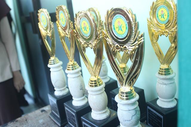 Para Juara KSM MAN 2 Ponorogo Tahun 2017