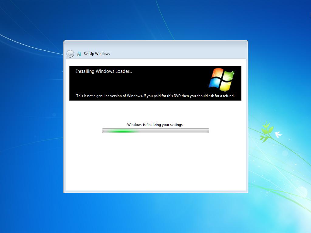windows 7 loader uefi