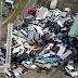 Las apocalípticas imágenes que dejó el tifón Jebi en Japón