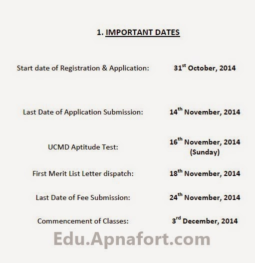 UOL MBBS and BDS Admissions Guide and Aptitude sample test for