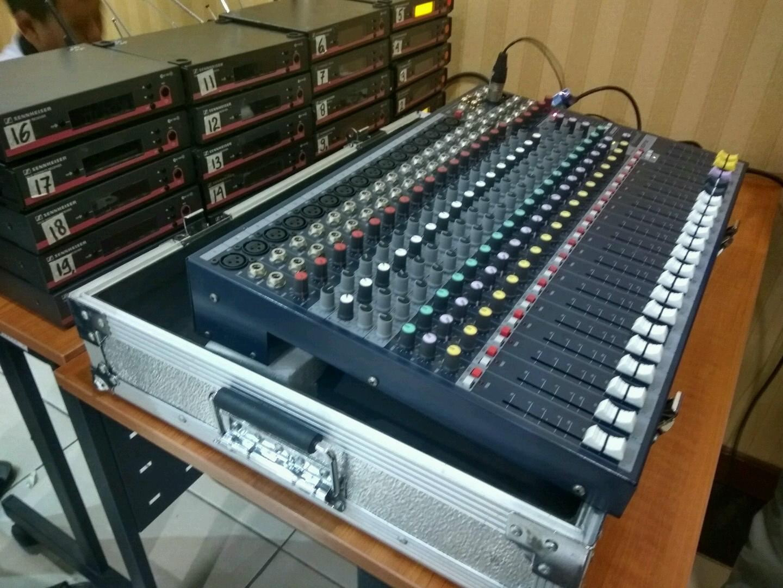 Sewa Mixer Sound System
