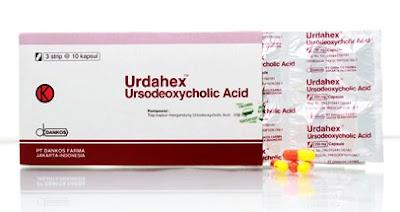 Urdahex - Manfaat, Efek Samping, Dosis dan Harga