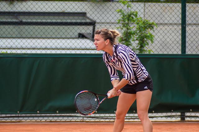 Simona Halep tennis roland-garros