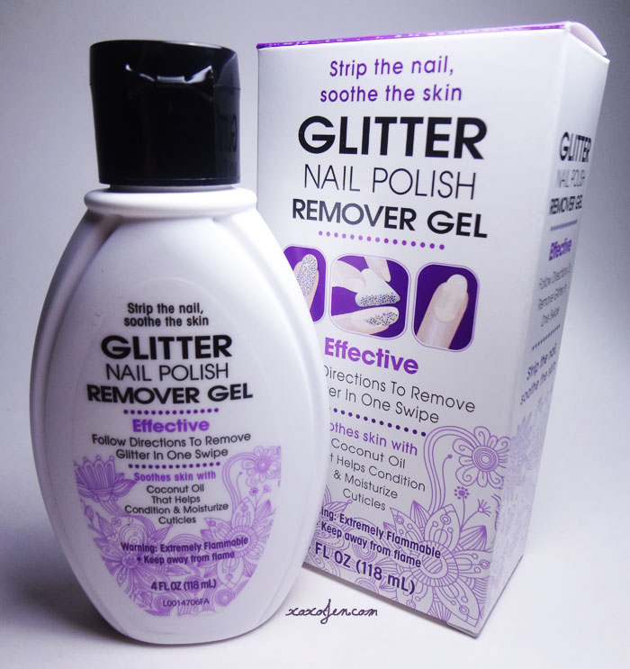 xoxoJen's photo of Vi-jon glitter polish remover gel