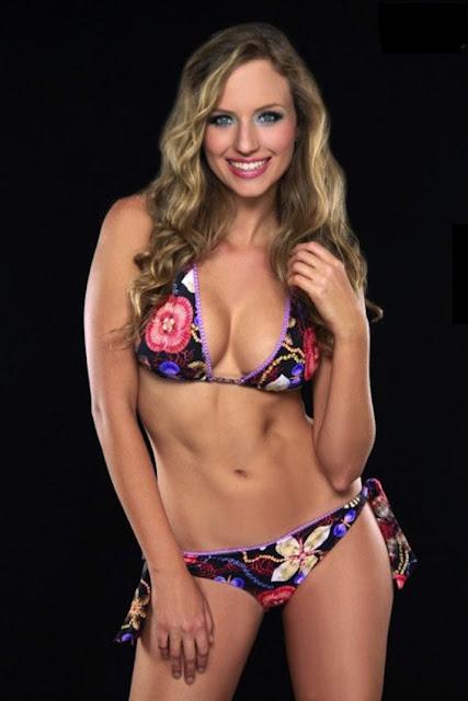 modelo profesional venezolana Andrea Matthies Bornhorst
