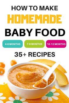 healthy baby food