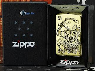 Zippo Khắc Phật Và Quỷ |Zippo Usa | Zippo Usa Hà Nội