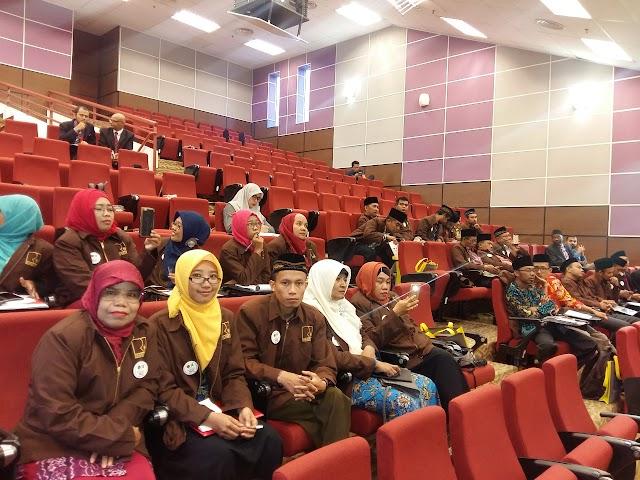 Kaprodi MPI Menjadi Presenter di University Sains Islam Malaysia (USIM)
