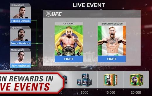 EA Sports UFC Apk [Mod Money] v1.9.3097721 + Obb Data Full