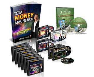 TOTAL MONEY MAGNETISM Dr.Steve G. Jones Review