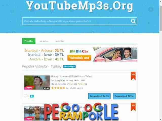 Download Gratis YouTube to MP3 Converter Pro