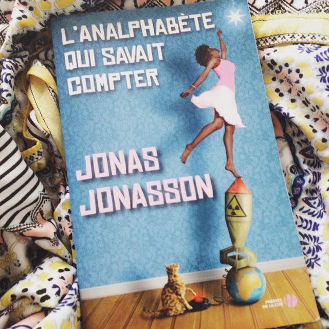 Chronique littéraire L'analphabète qui savait compter par Mally's Books