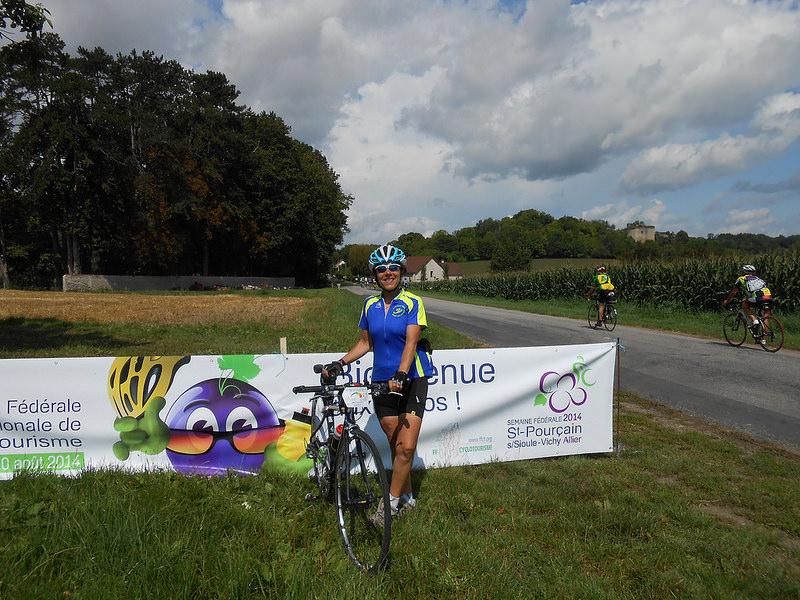 rencontre internationale de cyclotourisme