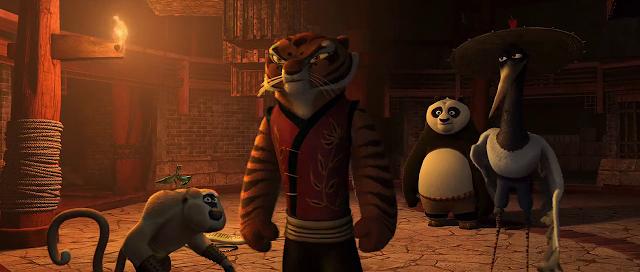 Kung Fu Panda Full Movie In Hindi