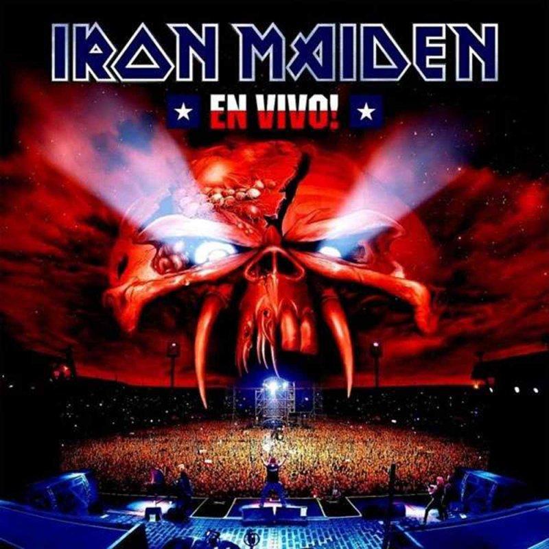 Heavy Metal Mania Iron Maiden Live Albums Ranked