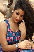 Santhoshi sharma latest sizzling pics-thumbnail-20