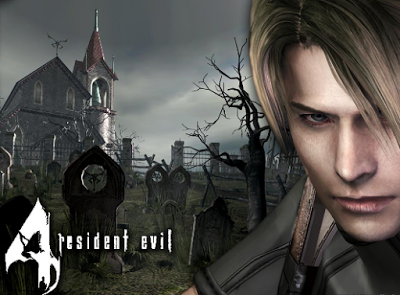Download Aplikasi Android Resident Evil 4 Mod Apk Data Unlimited