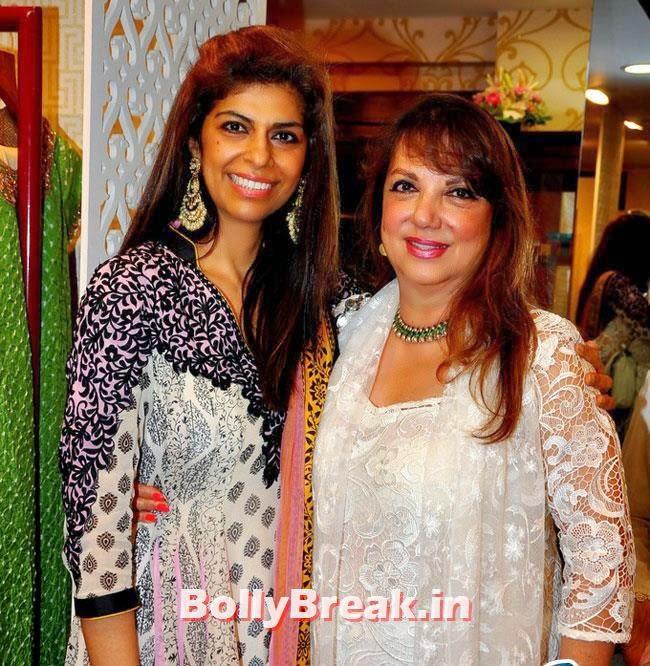 Zeba Kohli and Zareen Khan, Sonal Chauhan Launch Anju Bridal Wear Collection Preview