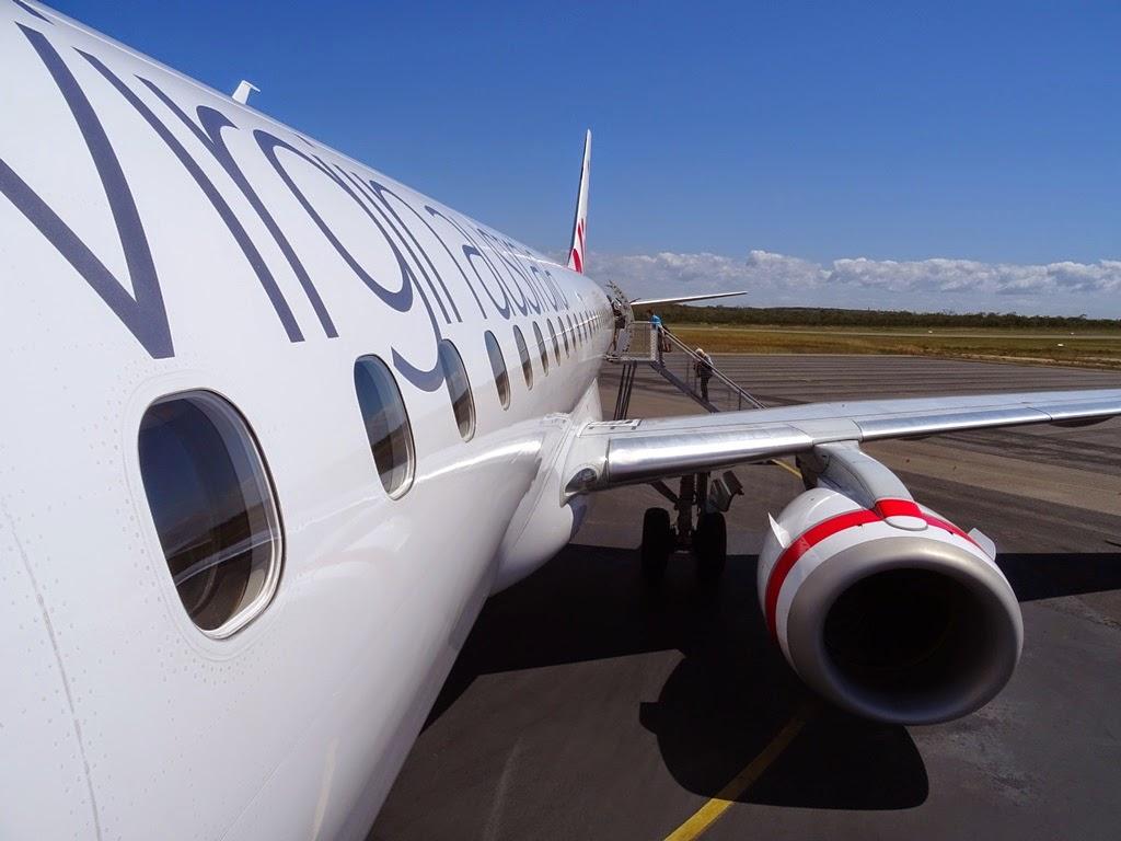 sydney to hervey bay flights - photo#9