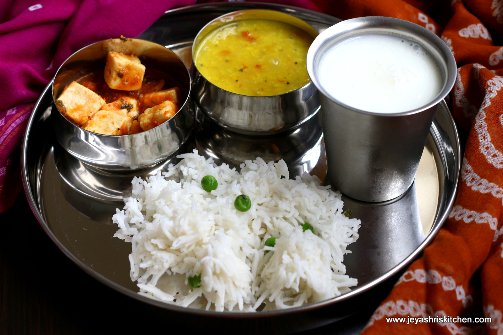 Lunch menu ideas | Jeyashri\'s Kitchen