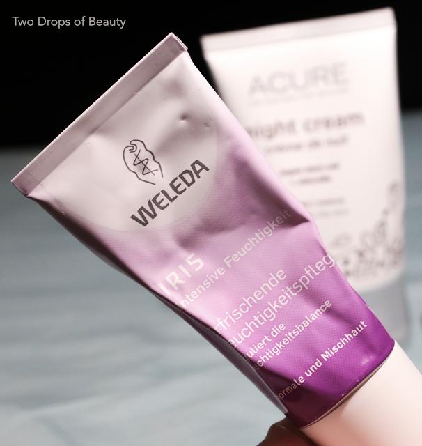 iherb, weleda, iris, ирисовый дневной крем для сухой кожи