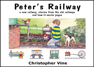 Kids' Book Review: Review: Peter's Railway