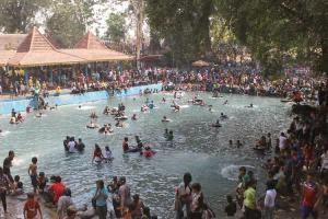 Objek wisata Banyu Biru