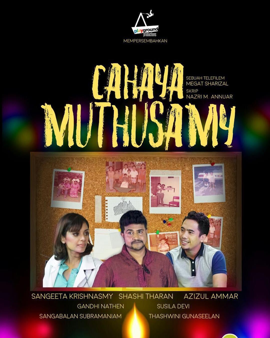 Cahaya Muthusamy