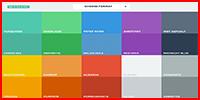 Flat UI Colors Picker - الوان فلات للتصميم المسطح