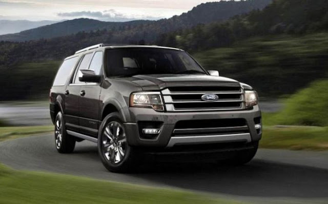2017 Ford Expedition Review