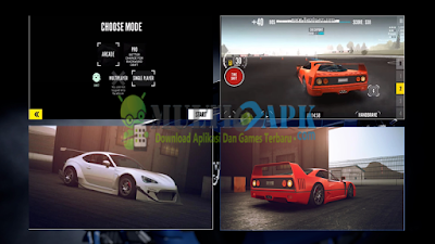 Drift Zone 2 Mod Unlimited Money Versi 1.01 Apk
